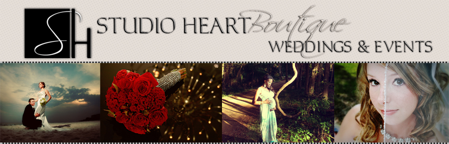 Studio Heart Boutique Weddings & Events logo